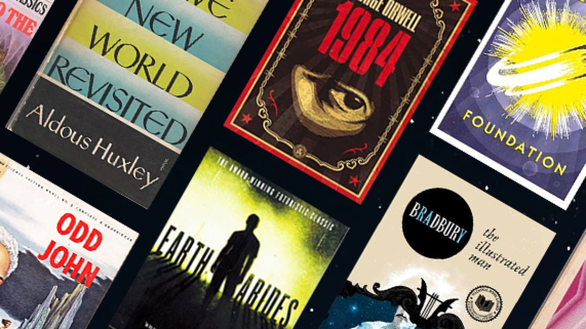 16 essential science fiction books