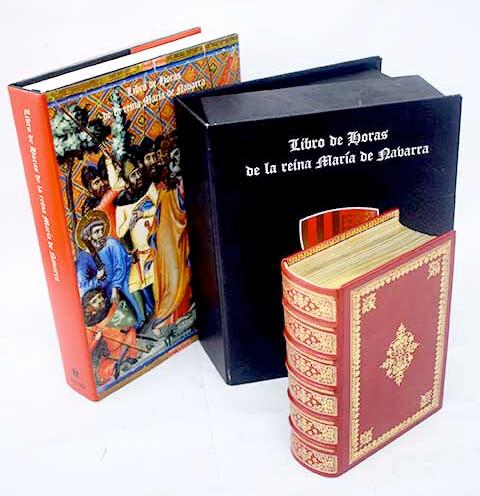 Libro de horas de la reina María de Navarra