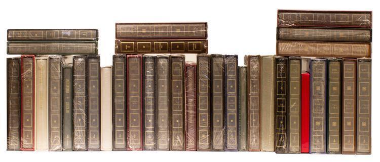 Set of John Grisham books