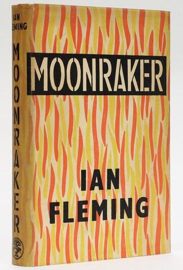 Moonraker first edition