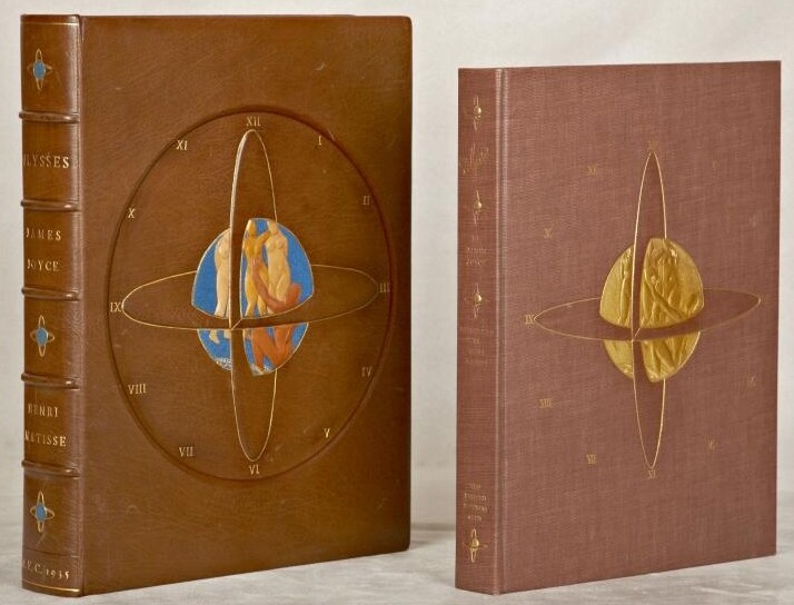 Ulysses published by the Limited Editions Club