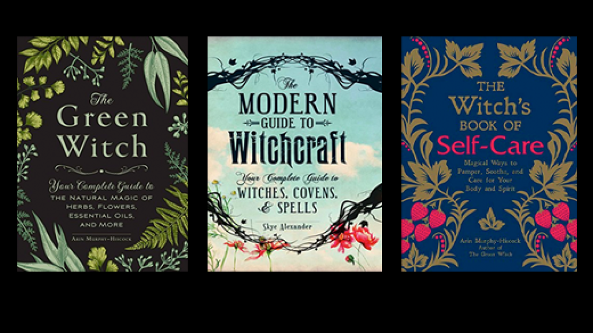 The best witchcraft books for modern witches