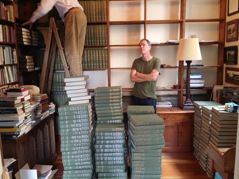 NUC 754 volumes