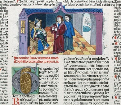 Decretales von Papst Gregor IX